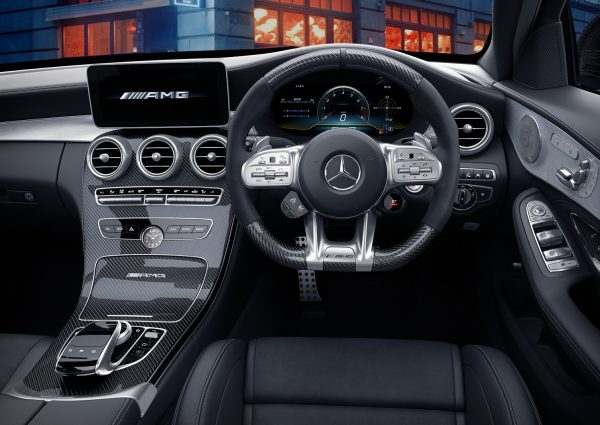 MS Limited Edition Draw 209 Mercedes-AMG Interior