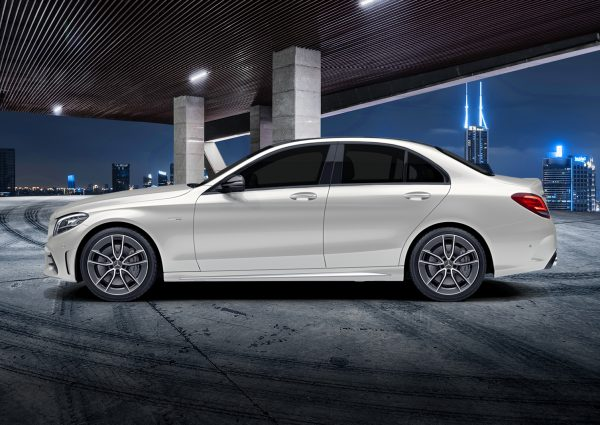 MS Limited Edition Draw 210 AMG C43 Side View