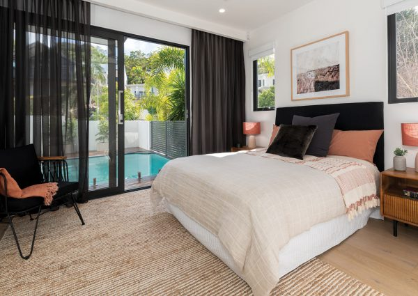yourtown Draw 501 Buderim Bedroom Three