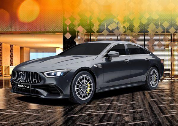 MS Club Luxury Car Lottery Draw 59 AMG GT53