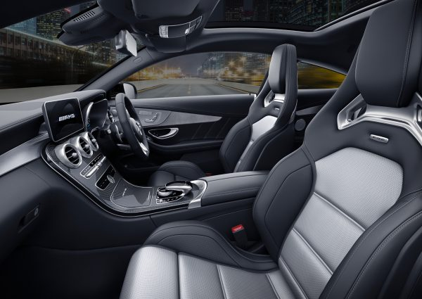 MS Limited Edition Draw 211 AMG C63 S Coupe Interior