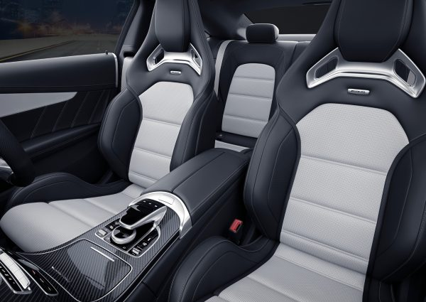 MS Limited Edition Draw 211 AMG C63 S Coupe Performance Seats