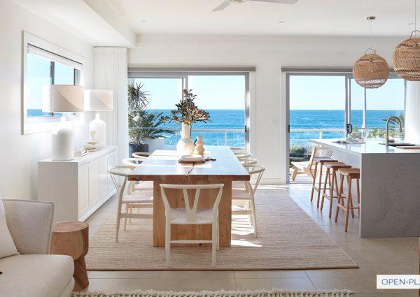 open plan living in sydney